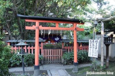 満足稲荷神社(左京区東門前町)26