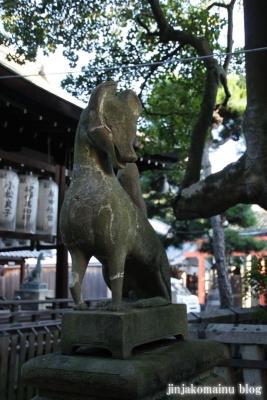 満足稲荷神社(左京区東門前町)3