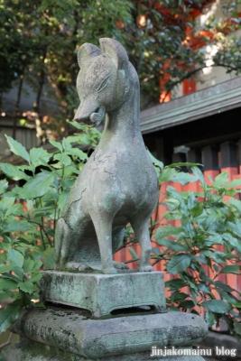 満足稲荷神社(左京区東門前町)4