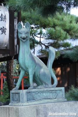 満足稲荷神社(左京区東門前町)17