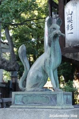 満足稲荷神社(左京区東門前町)18