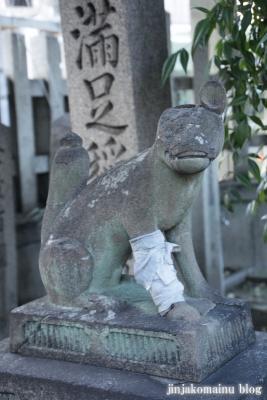 満足稲荷神社(左京区東門前町)21