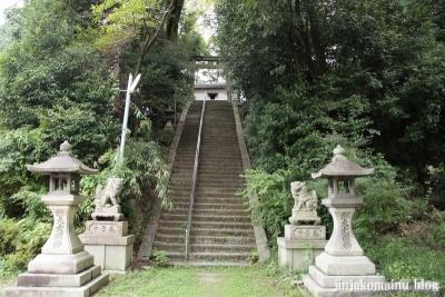 蝉丸神社(大津市大谷町)4