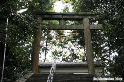 蝉丸神社(大津市大谷町)7