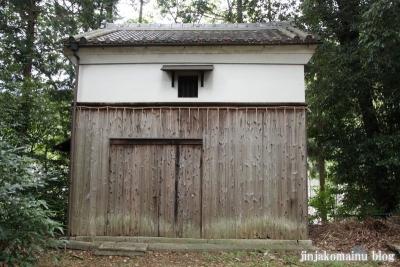 蝉丸神社(大津市大谷町)8