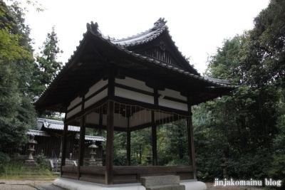 蝉丸神社(大津市大谷町)11