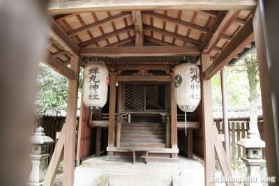 蝉丸神社(大津市大谷町)13
