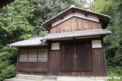 蝉丸神社(大津市大谷町)18