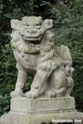 蝉丸神社(大津市大谷町)5