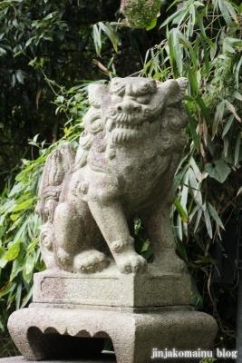 蝉丸神社(大津市大谷町)6