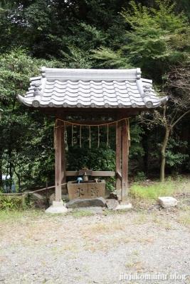 蝉丸神社(大津市大谷町)9