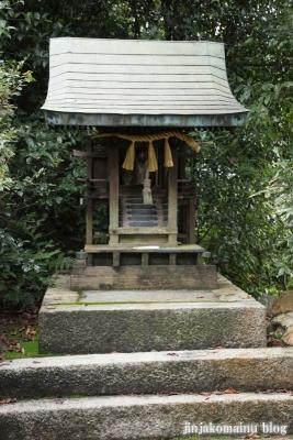 蝉丸神社(大津市大谷町)16