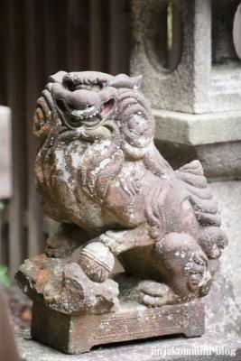 蝉丸神社(大津市大谷町)14