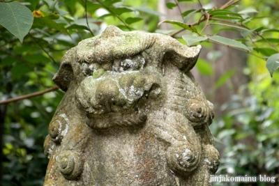 関蝉丸神社上社(大津市逢坂)10