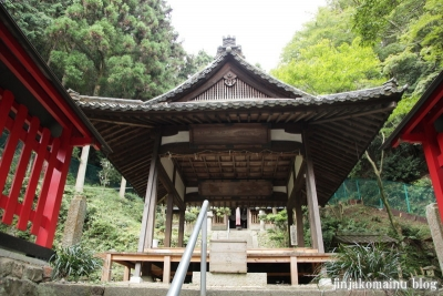 関蝉丸神社上社(大津市逢坂)12