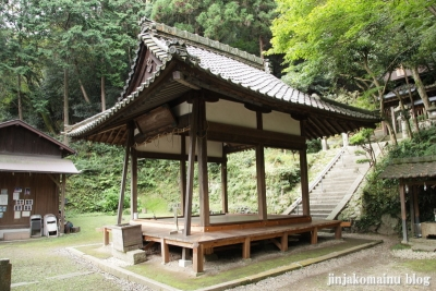 関蝉丸神社上社(大津市逢坂)13