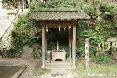 関蝉丸神社上社(大津市逢坂)14