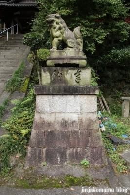関蝉丸神社上社(大津市逢坂)5