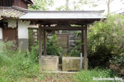 関蝉丸神社下社(大津市逢坂)5