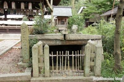 関蝉丸神社下社(大津市逢坂)7
