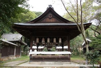 関蝉丸神社下社(大津市逢坂)10
