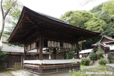 関蝉丸神社下社(大津市逢坂)11