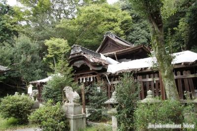 関蝉丸神社下社(大津市逢坂)13