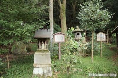 関蝉丸神社下社(大津市逢坂)16