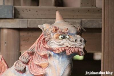 関蝉丸神社下社(大津市逢坂)43