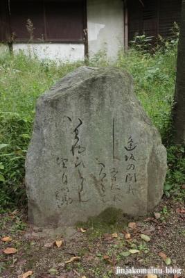 関蝉丸神社下社(大津市逢坂)9