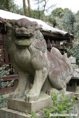 関蝉丸神社下社(大津市逢坂)26