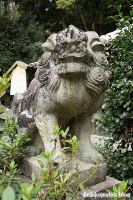 関蝉丸神社下社(大津市逢坂)30