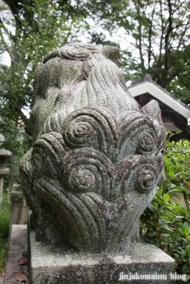 関蝉丸神社下社(大津市逢坂)32