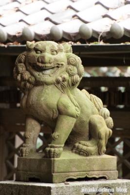 関蝉丸神社下社(大津市逢坂)36