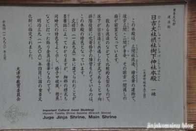 日吉大社(大津市坂本)137