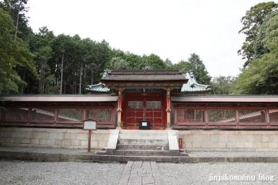 日吉東照宮(大津市坂本)3