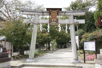志賀八幡宮(大津市滋賀里)3