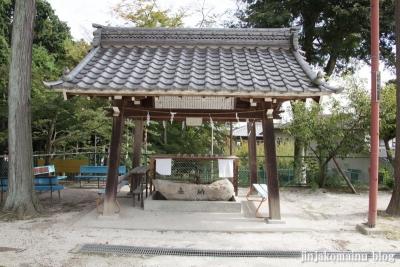 志賀八幡宮(大津市滋賀里)5