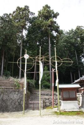 志賀八幡宮(大津市滋賀里)10