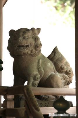 大伴神社(大津市南志賀)9