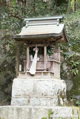 大伴神社(大津市南志賀)13