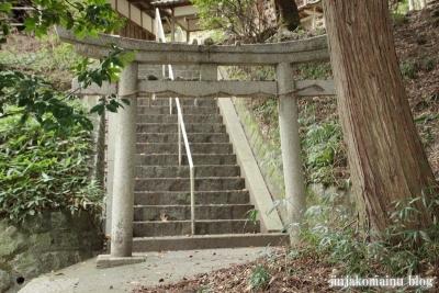 大伴神社(大津市南志賀)2