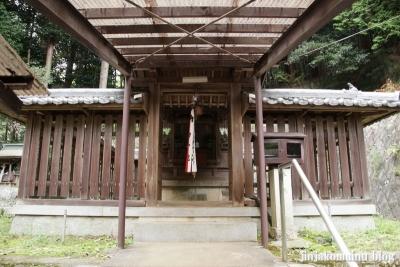 大伴神社(大津市南志賀)6