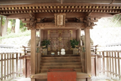 大伴神社(大津市南志賀)7
