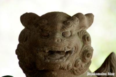 大伴神社(大津市南志賀)11