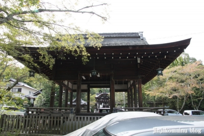 三尾神社(大津市円城寺町)5