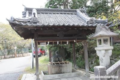 三尾神社(大津市円城寺町)8