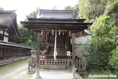 三尾神社(大津市円城寺町)20