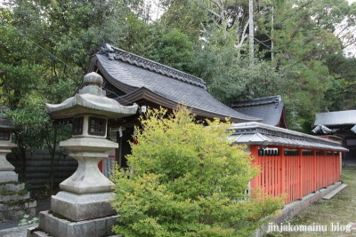 三尾神社(大津市円城寺町)23