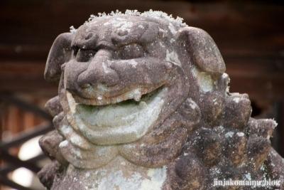 三尾神社(大津市円城寺町)44